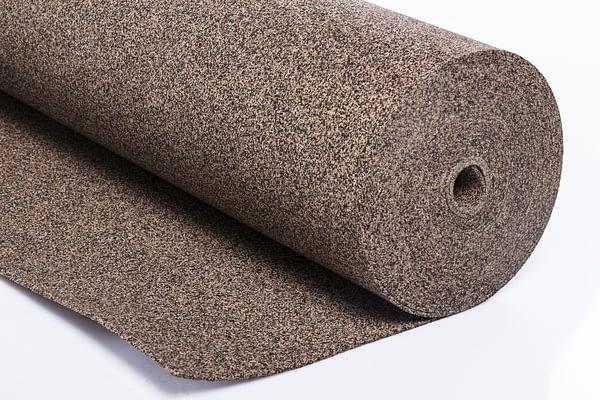 Rubberkurk grondlaag 3mm