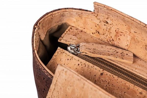 Klassieke-kurken tas voor dames