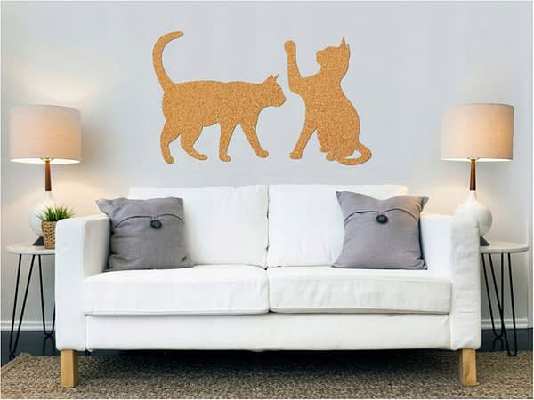 Katten Kurk Sticker