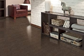 Podlahové korkové panely