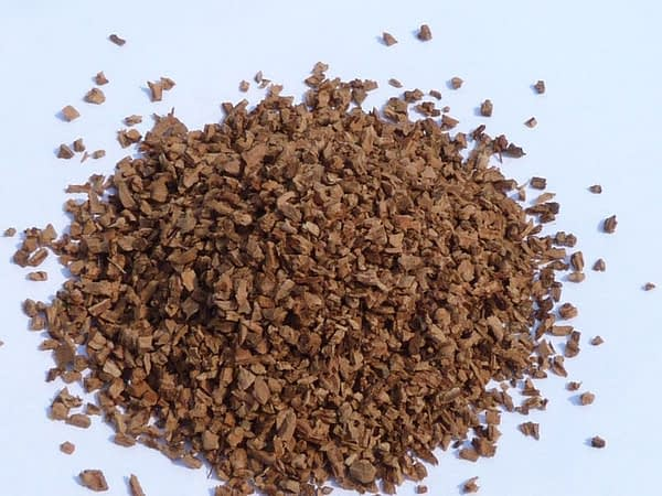 Korkové granule 3 - 5mm
