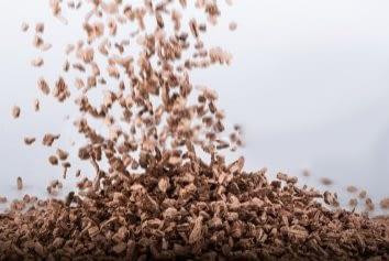 Korkové granule