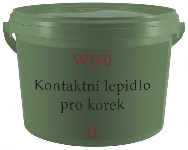 Kontaktné lepidlo W160 5l